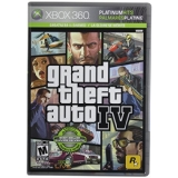 360: GRAND THEFT AUTO IV SPECIAL EDITION (GTA) (NEW)
